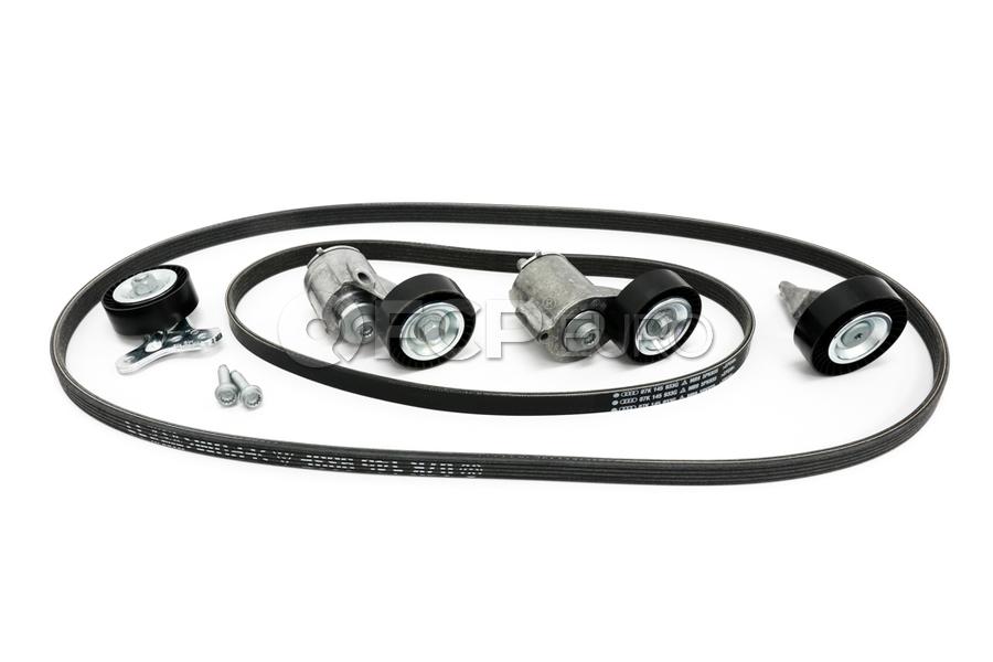 VW Drive Belt Kit - Genuine VW KIT-07K145933GKT2