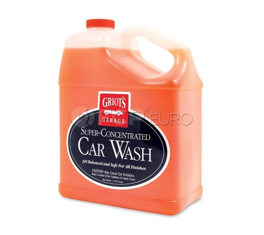 Car Wash (1 Gallon) - Griot's Garage 11103