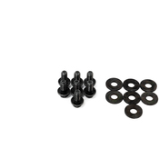 Volvo Splash Shield Hardware Kit - Genuine Volvo 982793KT