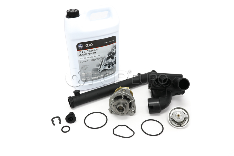 Audi Cooling System Kit - OE Supplier 022121117CKT