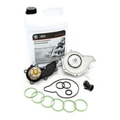 Audi Cooling System Kit - Genuine Audi VW 06E121018KKT2