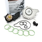 Audi Cooling System Kit - Genuine Audi VW 06E121018KKT2