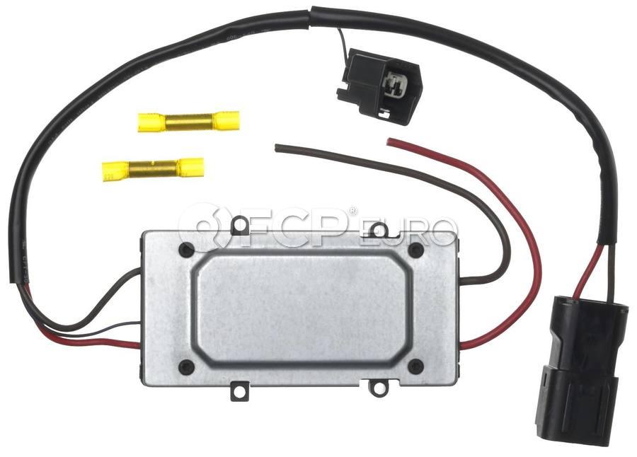 Volvo Engine Cooling Fan Control Module - Gates FCM132