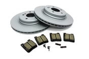 Mercedes Brake Kit - Akebono 2104230812