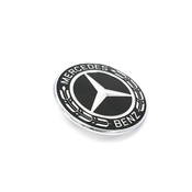 Mercedes Hood Emblem - Genuine Mercedes 0008171601