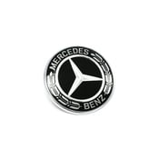 Mercedes Bumper Emblem - Genuine Mercedes 0008171801
