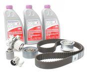 Audi Timing Belt Kit with Water Pump TDI - Gates KIT-00106