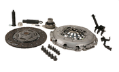 Audi Clutch Kit - LuK 0B4141117A