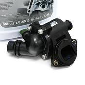 Audi Thermostat Kit - Mahle 06B121111KKT