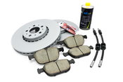 Volvo Brake Kit - Akebono 31400893KT3