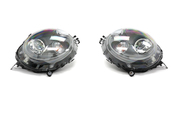 Mini Xenon Headlight Titan Grey Retrofit Kit - 63102347698KT