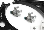 Audi VW Control Arm Kit 4-Piece - Lemforder KIT-00109