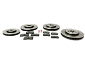 Volvo Brake Kit - Textar 30645222CKT2