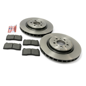 Volvo Brake Kit - Textar 30645222KT4