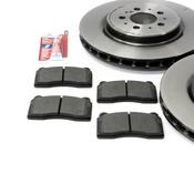 Volvo Brake Kit - Textar 30645222KT4