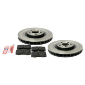 Volvo Brake Kit - TRW Ceramic 30645223KT1