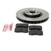 Volvo Brake Kit - TRW Ceramic 30645223KT1