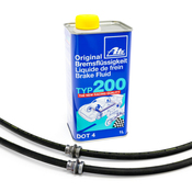 BMW Brake Hose Kit - Corteco 19036229KT