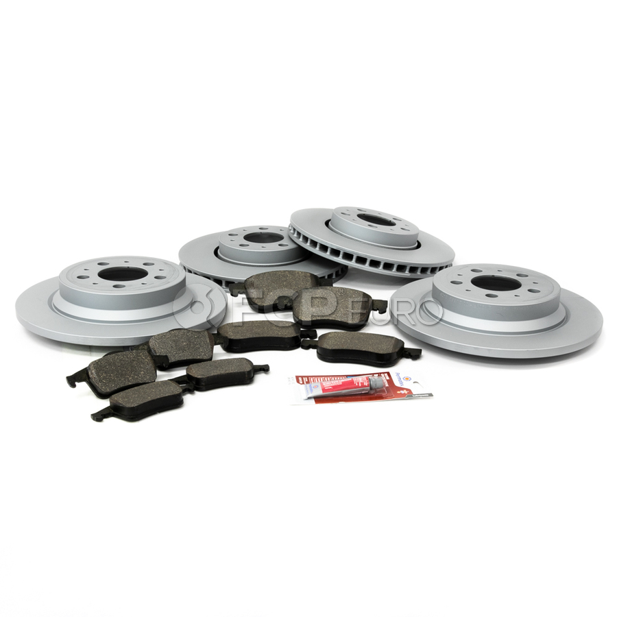 Volvo Brake Kit - Pagid KIT-31400739CKT1