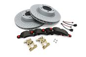 Porsche Brake Kit - Zimmermann/Pagid 460152920KT