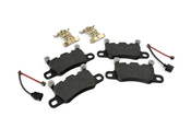 Porsche Brake Pad Kit - Genuine Porsche/PEX 98135294980KT