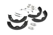 Porsche Parking Brake Kit - Textar/Genuine Porsche 91063500KT1