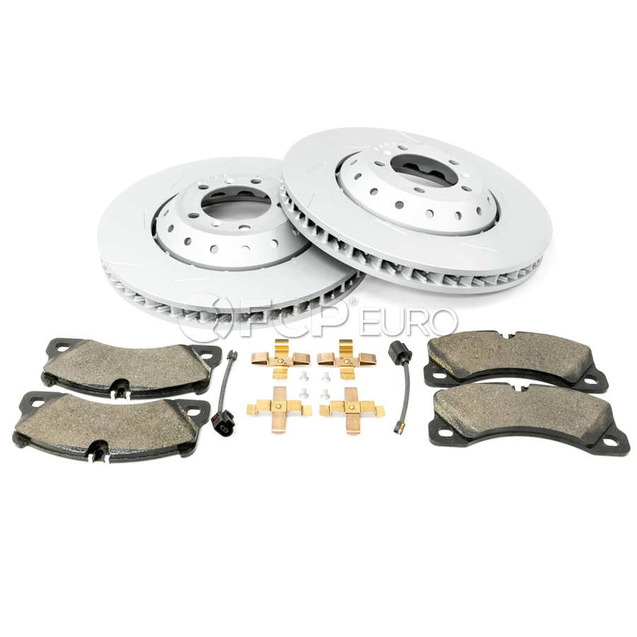 Porsche Brake Kit - Zimmermann/Textar 970BRKT2