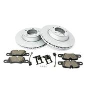 Porsche Brake Kit - Zimmermann/Textar 970BRKT5