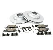 Porsche Brake Kit - Zimmermann/Textar 970BRKT6