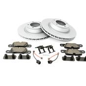 Porsche Brake Kit - Zimmermann/Textar 970BRKT7