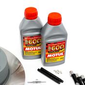 Porsche Brake Kit - Ferodo Racing/Sebro 981BASEPERBRKT