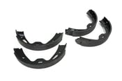 Porsche Parking Brake Shoe Set - Textar 91063500