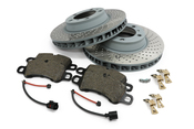 Porsche Brake Kit - Sebro/Textar 2598301KT