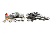 Porsche Brake Kit - Ferodo Racing/VNE 991TURBOBRKT3