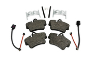 Porsche Brake Pad Kit - Genuine Porsche/Sebro 99735294800KT1