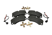 Porsche Brake Pad Kit - Genuine Porsche/Sebro 99135194981KT1