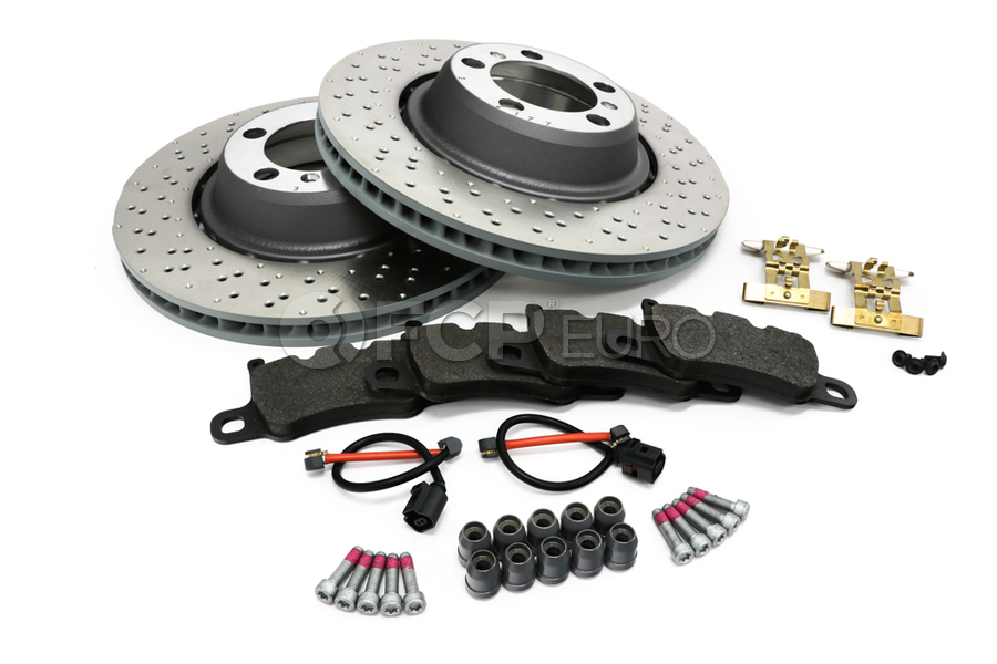 Porsche Brake Kit - VNE/Textar 991GT3BRKT1