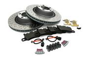 Porsche Brake Kit - VNE/Textar 991GT3BRKT2