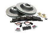 Porsche Brake Kit - VNE/Textar 991GT3BRKT3