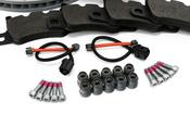 Porsche Brake Kit - Sebro/Textar 991GT3BRKT3