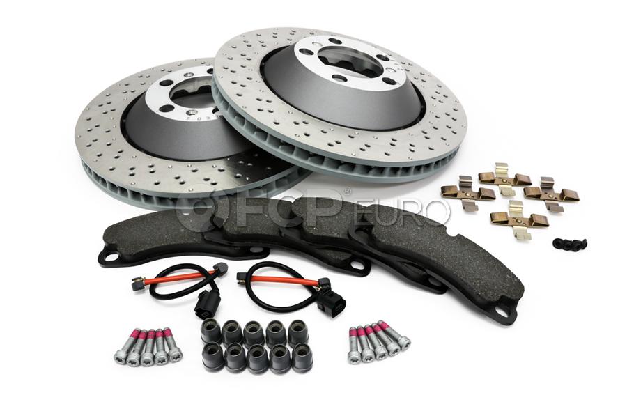 Porsche Brake Kit - Ferodo Racing/Sebro FCP4664HKT2