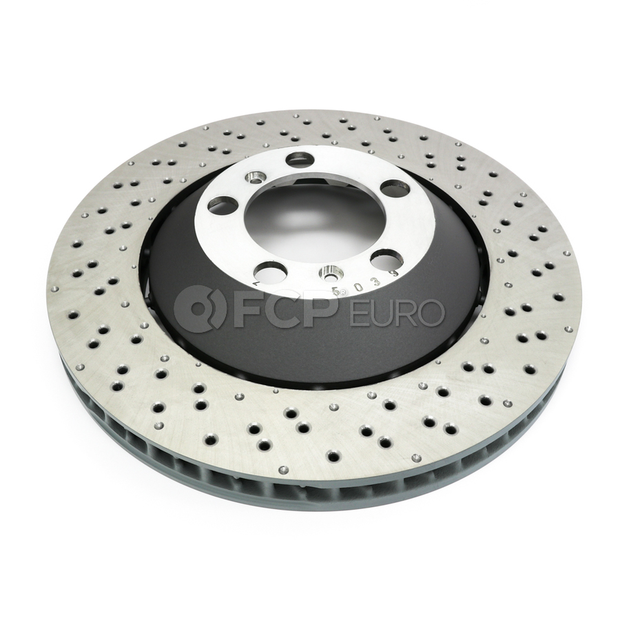 Porsche Brake Disc - VNE 99135140681