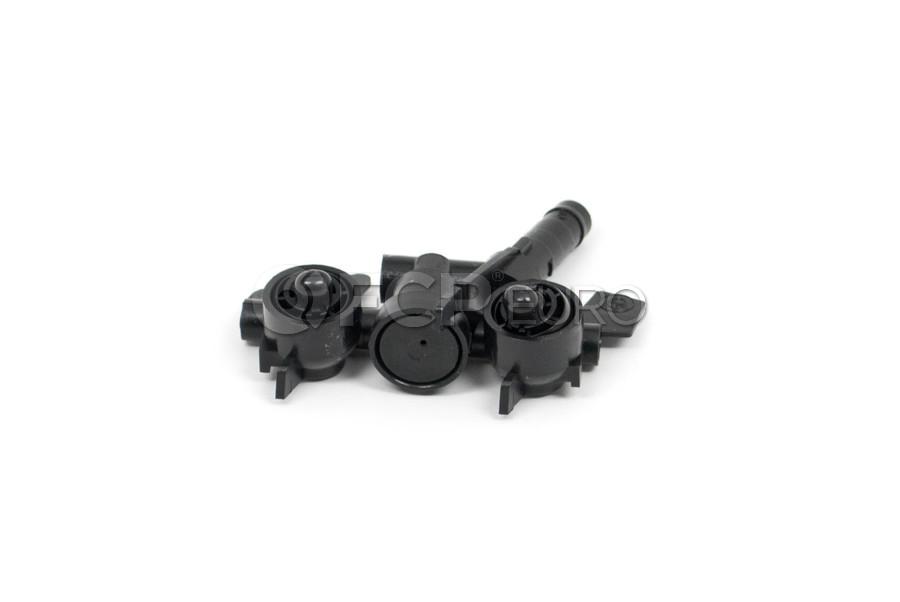 BMW Headlight Washer Nozzle - Genuine BMW 61674290867