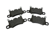 Porsche Brake Pad Set - Textar 2551201