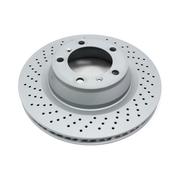 Porsche Brake Disc - Zimmermann 460450220