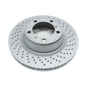 Porsche Brake Disc - Zimmermann 460450320