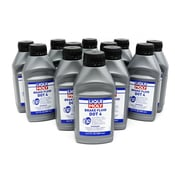 DOT 4 Brake Fluid (Case of 12) - Liqui Moly LM20154KT