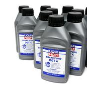 DOT 4 Brake Fluid (Case of 12) - Liqui Moly LM20154KT