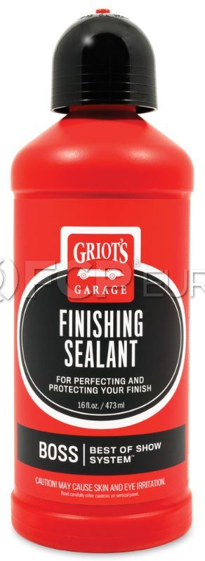 BOSS™ Finishing Sealant (16oz.) - Griot's Garage B140P