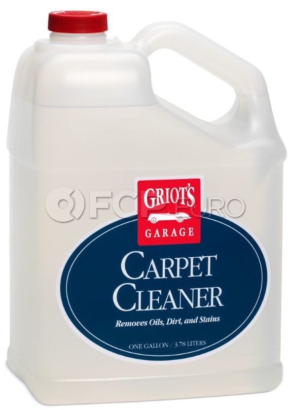 Carpet Cleaner (1 Gallon) - Griot's Garage 11272